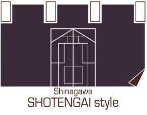 Shinagawa_SHITENGAI_style_logo